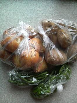今月のお野菜